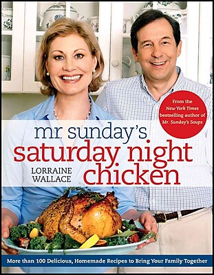 Mr. Sunday's Saturday Night Chicken 707509