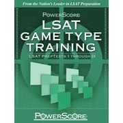 PowerScore's LSAT Logic Games: Game Type Training (Volume 1)