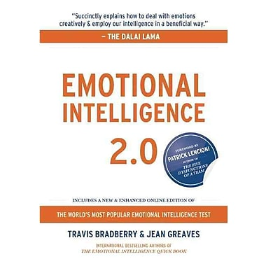 Emotional Intelligence 2.0, Used Book, (0974320625)
