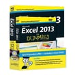 Excel 2013 For Dummies - PB + DVD Bundle