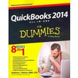 QuickBooks 2014 All-in-One For Dummies (For Dummies (Computer/Tech)