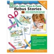 Cut, Color, Trace & Paste Rebus Stories, Grades K - 2