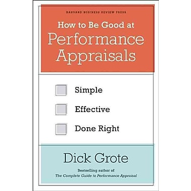 How to write negative performance appraisals