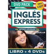 Ingles Express (Libro + 4 DVD) (English Express) (Spanish Edition) (Ingles en 100 Dias)