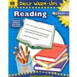 Teacher Created Resources 3488 Daily Warm-Ups Book, Reading, Grade 2