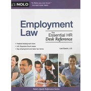 Employment Law The Essential Hr Desk Reference Staples 174