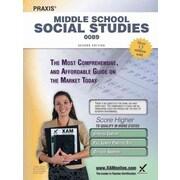 Praxis Middle School Social Studies 0089 Teacher Certification Study Guide Test Prep