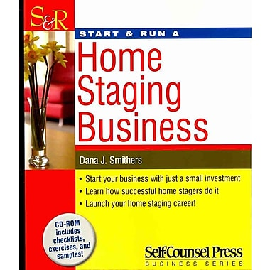 start run a home staging business staples. Black Bedroom Furniture Sets. Home Design Ideas
