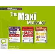 The Maxi Motivator: The Mini Motivator, The Sales Motivator, The Money Motivator Audiobook CD