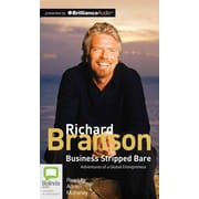 Business Stripped Bare: Adventures of a Global Entrepreneur Audiobook CD