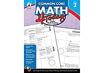 Common Core Math 4 Today, Grade 2: Daily Skill Practice