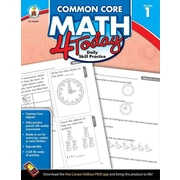 Common Core Math 4 Today, Grade 1: Daily Skill Practice (Common Core 4 Today)