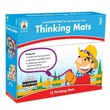 Carson Dellosa Thinking Mats Classroom Support Materials (140341)