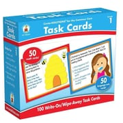Carson Dellosa Task Cards Learning Cards 50 Math Cards