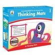 Carson Dellosa Thinking Mats Classroom Support Materials 15 Thinking Mats