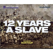 12 Years a Slave Audiobook CD