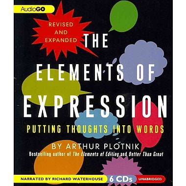 The Elements of Expression, Revised and Expanded Edition