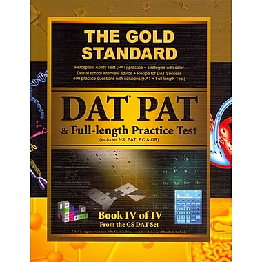 Gold Standard Introduction to the DAT