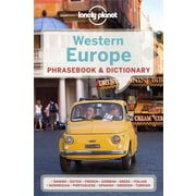 Lonely Planet Western Europe Phrasebook