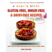 Gluten-Free, Wheat-Free & Dairy-Free Recipes