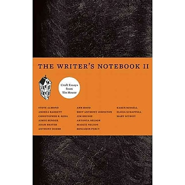 "craft essays from tin house Over at the reading experience, dan green isn't happy with tin house's ""the writer's notebook"": if we take the writer's notebook: craft essays from tin."