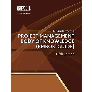 A Guide to the Project Management Body of Knowledge: PMBOK(R) Guide, (1935589679)