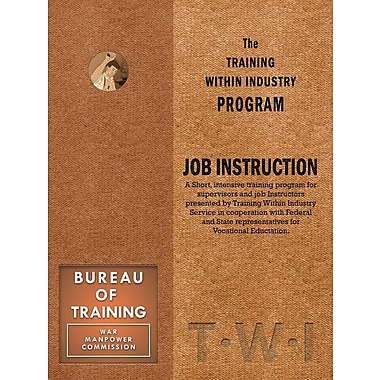 Training within Industry: Job Instruction | Staples®