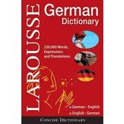 Larousse Concise German-English/English-German Dictionary