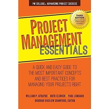 Project Management Essentials - PB