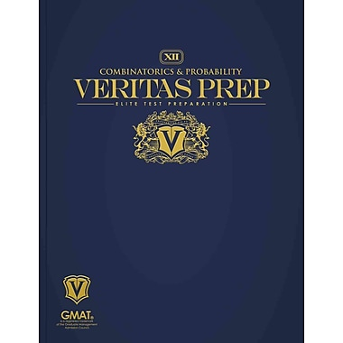 Combinatorics & Probability (Veritas Prep GMAT Series), (1936240128)
