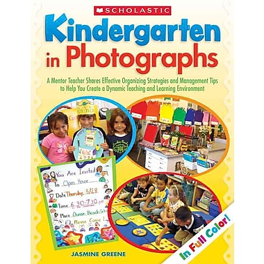 Kindergarten in Photographs, New Book, (SC0545231381)
