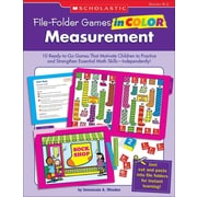 File-Folder Games in Color Measurement