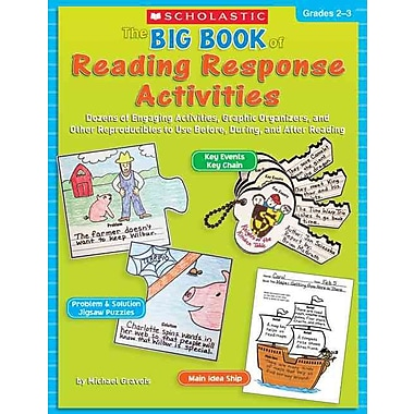 The Big Book of Reading Response Activities: Grades 2-3