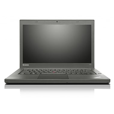 Lenovo® ThinkPad T440 14in. LED LCD Touchscreen Ultrabook, Intel Core i5-4300U 1.9 GHz