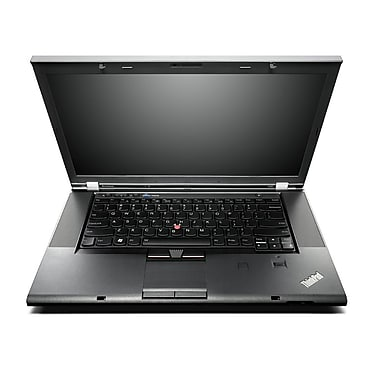 Lenovo® ThinkPad T530 15.6in. LED LCD Laptop, Intel Dual-Core i5-3320M 2.6 GHz