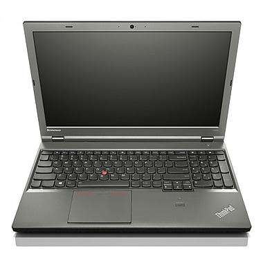 Lenovo® ThinkPad T540 15.6in. LED LCD Laptop W/Intel Graphics, Intel Dual-Core i5-4300M 2.6 GHz