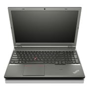 "Lenovo T540p 20BE004EUS 15.6"" LED Backlit LCD Intel i5-4300M 500 GB HDD, 4 GB, Windows 8 Laptop, Black"