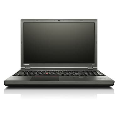 Lenovo® ThinkPad W540 20BG 15.6in. LED Mobile Workstation, Intel Quad-Core i7-4700MQ 2.4 GHz