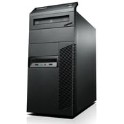 Lenovo® ThinkCentre M83 Mini Tower Desktop Computer, Intel Dual-Core i5-4570 3.2 GHz