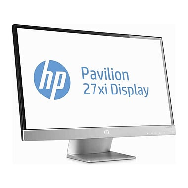 HP® Pavilion 27xi 27in. Full HD IPS LED LCD Widescreen Monitor