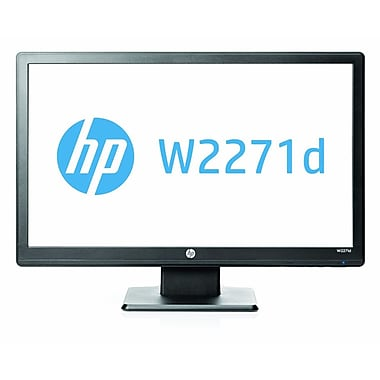 HP® W2271D 21.5in. Full HD LED LCD Widescreen Monitor