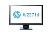 HP® W2271D 21.5' Full HD LED LCD Widescreen Monitor