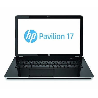 HP® Pavilion 17-e130us 17.3in. LED LCD Notebook, Intel Dual-Core i3-4000M 2.4 GHz