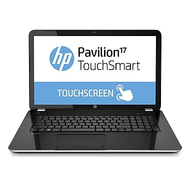 HP® Pavilion TouchSmart 17-E160US 17.3in. LED Notebook, 4th Gen Intel Core i5-4200M 2.5 GHz