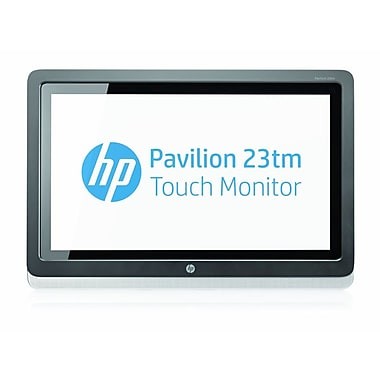 HP® Pavilion 23tm 23in. Full HD LED LCD Touchscreen Monitor