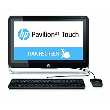 HP® Pavilion TouchSmart 21in. All-in-One Desktop PC, AMD Quad-Core A4-5000 1.5 GHz