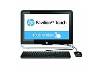 HP® Pavilion TouchSmart 21' All-in-One Desktop PC, AMD Quad-Core A4-5000 1.5 GHz