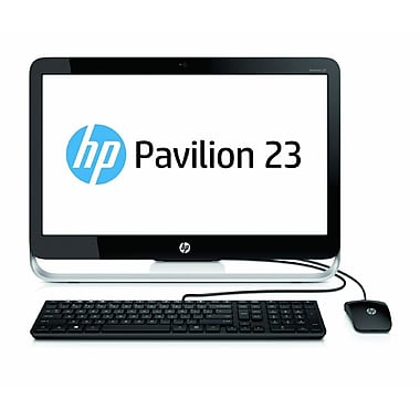 HP 3730591 500 GB All-in-One Touchscreen Desktop PC