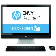 HP® Envy Recline TouchSmart 27 All-in-One Desktop PC, Intel Core i5-4570T 2.9 GHz