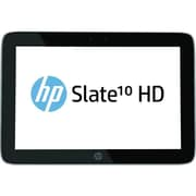 HP® Slate10 HD 4G 10 1GB DDR3 SDRAM 16GB Android 4.2 Tablet, Silk Gray